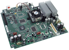 Xbox motherboard